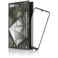 Tempered Glass Protector Honor 8A készülékhez, keretes - fekete - Képernyővédő
