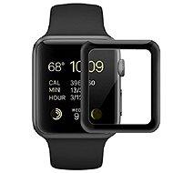 Tempered Glass Protector keretes, Apple Watch 4 44mm készülékhez, 3D Glass - Képernyővédő
