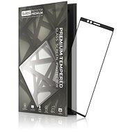 Tempered Glass Protector Sony Xperia 1-hez - keretes - Képernyővédő