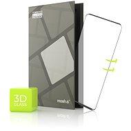 Tempered Glass Protector Huawei P40 Pro készülékhez - 3D GLASS, fekete - Képernyővédő
