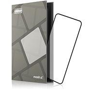 Tempered Glass Protector Asus Zenfone 7/7 Pro-hoz, keretes, fekete - Képernyővédő
