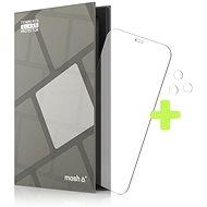 Tempered Glass Protector 0.3mm - iPhone 12 / 12 Pro + kamera üveg (Case Friendly) - Képernyővédő