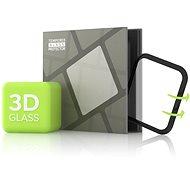 Tempered Glass Protector Amazfit GTS 2 készülékhez - 3D GLASS, fekete - Képernyővédő