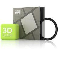 Tempered Glass Protector Amazfit GTR 2-höz - 3D GLASS, fekete - Képernyővédő