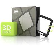 Tempered Glass Protector Garmin Venu Sq - 3D GLASS, fekete - Képernyővédő