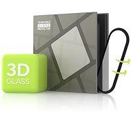 Edzett üveg védőfólia Xiaomi Mi Band 5 - 3D ÜVEG, fekete - Képernyővédő