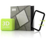 Edzett üvegvédő fólia Huawei Watch Fit / Honor Watch ES - 3D ÜVEGHEZ, fekete - Képernyővédő