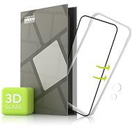 Tempered Glass Protector - Xiaomi Mi 11 - 3D Glass, fekete + kamera üveg - Képernyővédő
