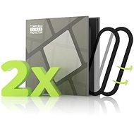 Tempered Glass Protector Amazfit Band 5-höz - 3D Glass, 2 db a csomagban - Képernyővédő