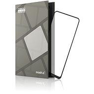 Tempered Glass Protector Honor 9X készülékhez - keretes, fekete - Képernyővédő