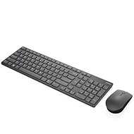 Lenovo Professional Ultraslim Wireless Combo Keyboard and Mouse - CZ/SK - Billentyűzet+egér szett