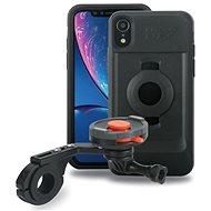 TigraSport FitClic Neo Bike Kit Forward iPhone XR - Telefontartó