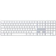Apple Magic Keyboard numerikus billentyűzettel - Cseh - Billentyűzet