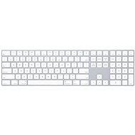 Billentyűzet Apple Magic Keyboard numerikus billentyűzettel - US