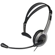 Panasonic RP-TCA430E-S mikrofonos fejhallgató - Fejhallgató