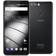 Gigaset GS370+ Jet Black - Mobiltelefon
