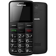 Panasonic KX-TU110EXB, fekete - Mobiltelefon