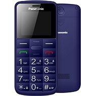 Panasonic KX-TU110EXC, kék - Mobiltelefon