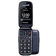 Panasonic KX-TU456EXCE, kék - Mobiltelefon