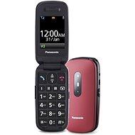 Panasonic KX-TU446EXR piros - Mobiltelefon