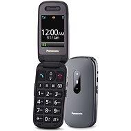 Panasonic KX-TU446EXG szürke - Mobiltelefon
