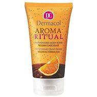 Dermacol Aroma Ritual Body Scrub Belgian Chocolate 150 ml - Hámosító