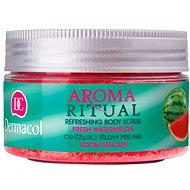 DERMACOL Aroma Ritual Body Scrub Fresh Watermelon 200 g - Hámosító