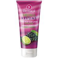 Dermacol Aroma Ritual antistressz kézkrém szőlő és lime, 100 ml - Kézkrém