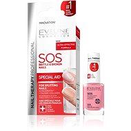 EVELINE Cosmetics Körömerősítő SOS Törékeny és repedezett körmökre (12 ml) - Hajbalzsam