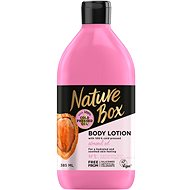 NATURE BOX Body Lotion Almond Oil 385 ml