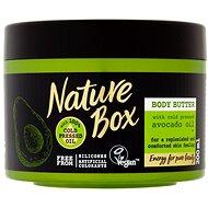 NATURE BOX Body Butter Avocado Oil 200 ml - Testvaj