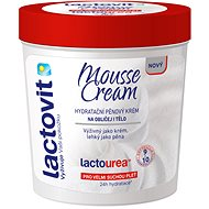LACTOVIT Lactourea Mousse Cream 250 ml - Testápoló