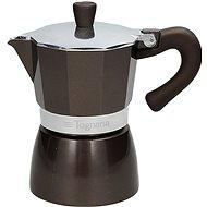 G.A.T. Valentina kotyogós kávéfőző 3 csészés fekete