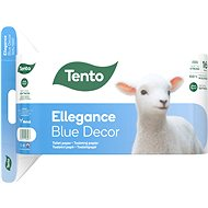 TENTO Ellegance Cool Aqua (16 db) - WC papír