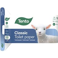 TENTO Ellegance Pearl White (16 db) - WC papír