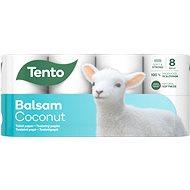 TENTO Balsam Coconut (8 db) - WC papír