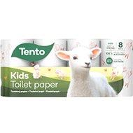 TENTO Kids Panda (8 db) - WC papír