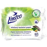 LINTEO nedves toalettpapír tölgyfából (60 db) - WC papír