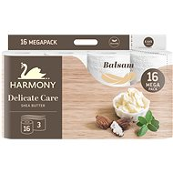 HARMONY Delicate Care Shea Butter (16 db) - WC papír