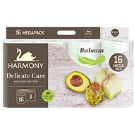 HARMONY Delicate Care Avocado Butter (16 db) - WC papír