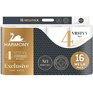 HARMONY Exclusive Pure White (16 db) - WC papír