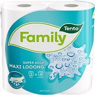 TENTO Family Maxi Super Aqua 2 db - Konyhai papírtörlő