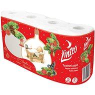 LINTEO Christmas, 3 réteg (8 db) - WC papír