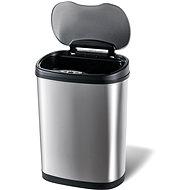 Toro Szemestároló szelektív hulladékgyűjtéshez érzékelővel, rozsdamentes acél, 42 l - Érintés nélküli szemeteskosár