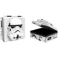 Toro Műanyag uzsonnás doboz 3D Star Wars, 600 ml - Uzsonnás doboz