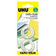 UHU Tape 7,5 m x 19 mm - átlátszó ragasztószalag - Ragasztó szalag