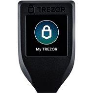 TREZOR T - Hardveres pénztárca