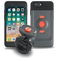TigraSport FitClic Motorcycle Kit iPhone 6s Plus/7 Plus/8 Plus - Szett