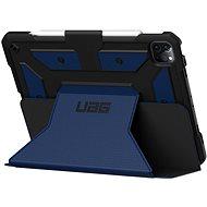 "UAG Metropolis iPad Pro 12,9"" 2020 - kék - Tablet tok"