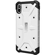 UAG Pathfinder tok iPhone XS Max készülékhez, fehér - Mobiltartó